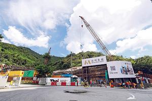 佳明集團旗下青衣明翹匯,為區內近15年內首個全新項目,當中最細1房面積278平方呎,為區內最細。(資料圖片)
