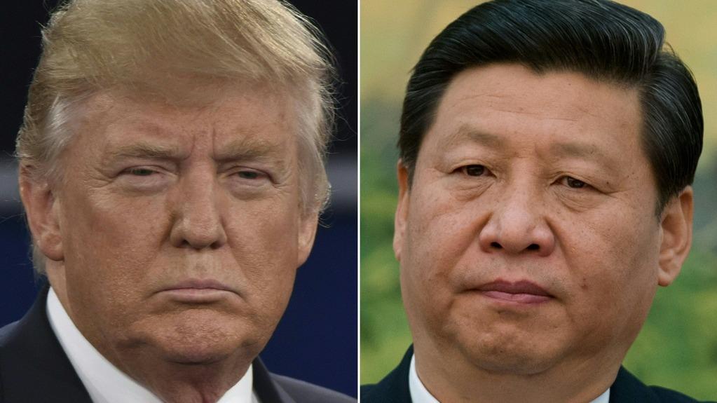 【中美貿易戰】特朗普曾多次表示,希望與中國國家主席習近平於下月16日至17日在智利召開 的APEC峰會上,簽署首階段中美貿易協議。