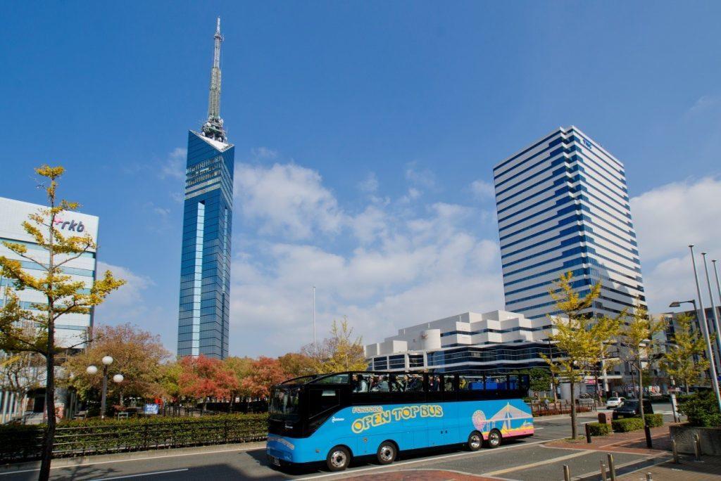 日本福岡風景宜人,是退休的好地方。