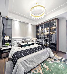 睡房空間闊落,可中間置床。(代理提供圖片)