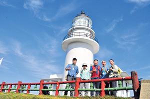 Sheron亦是合資格領隊,曾與同事們帶領中學生去台灣遊學。(被訪者提供)