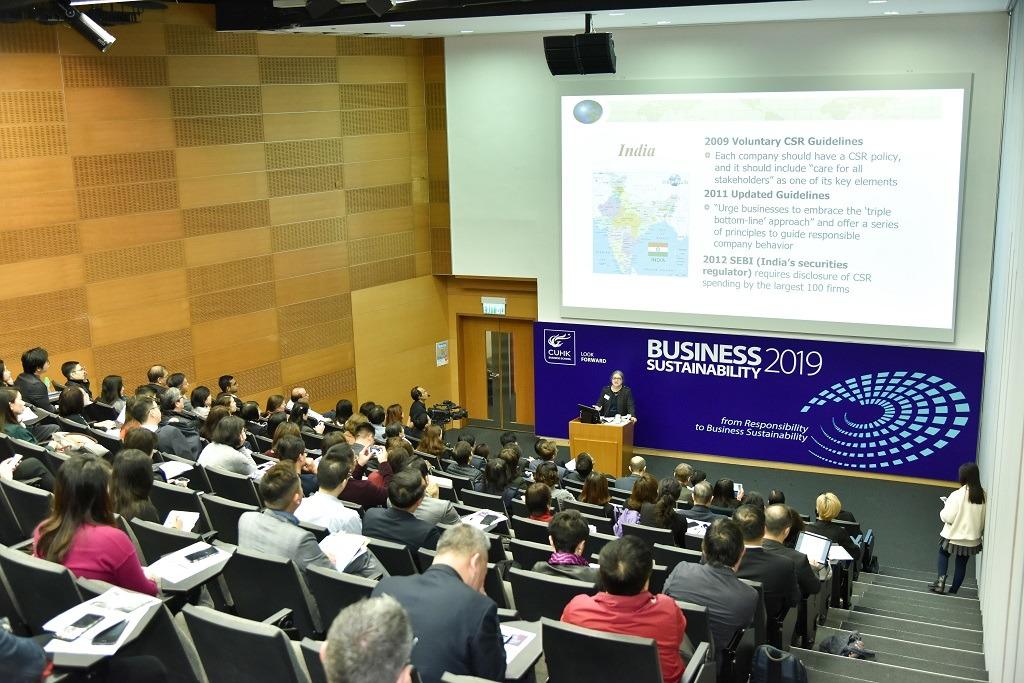 CBS在未來會繼續舉辦不同的講座及研討會,向業界推廣CSR及可持續發展。