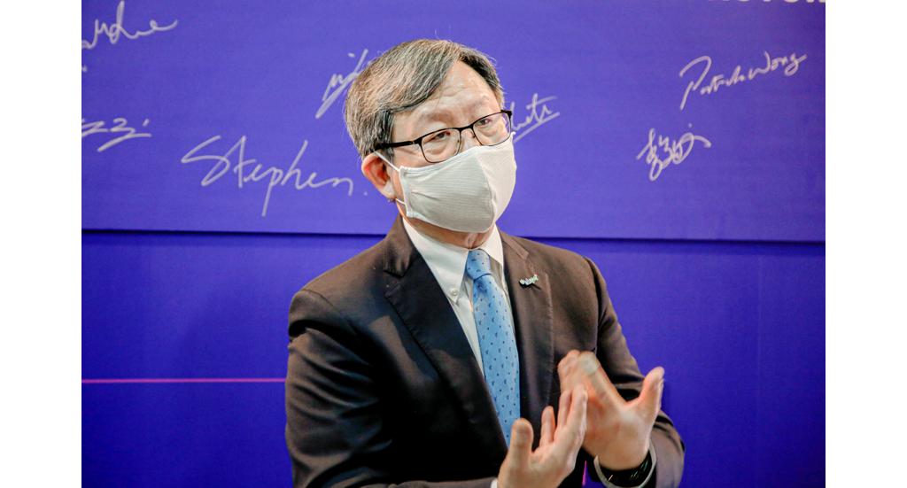 生产力局主席林宣武认为「猫头鹰」智能生产线将会是推动香港再工业化重要的一环。
