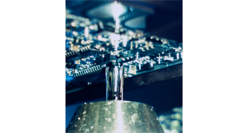 利用「选择性焊接」能精准地将焊钖焊接到所需位置,避免漏焊,确保焊接的质素和可靠性,亦适用于不同类型电路板模型,具高度灵活性。