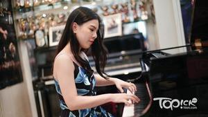 【專訪】年青鋼琴家黃子芳疫下攜學生辦音樂會 盼讓學生愛上音樂感受舞台樂趣 thumbnail